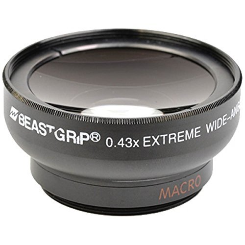 Beastgrip Wide Angle Lens with Macro