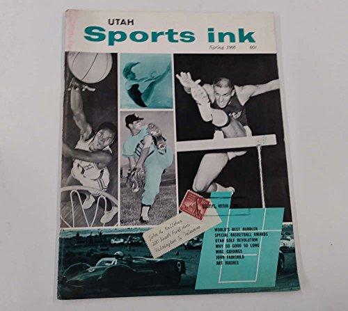(Utah Sports Ink Spring 1966 Vintage Magazine J71850)