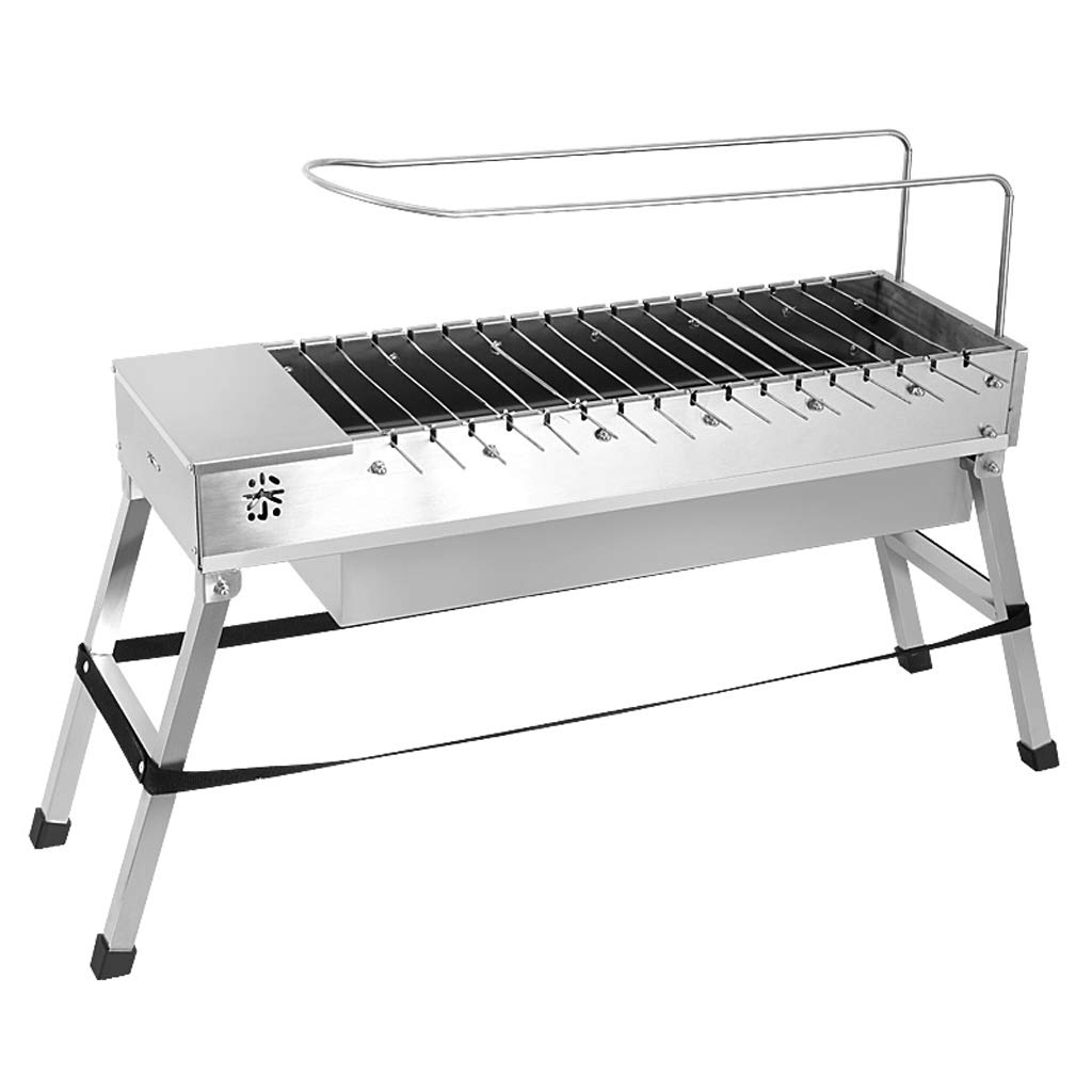 WEINXIN Stainless Steel Grill Home Automatic Flip Outdoor Barbecue Grill by WEINXIN