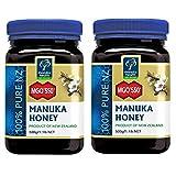 Manuka Health MGO 550+ Manuka Honey (500g) - Pack of 2