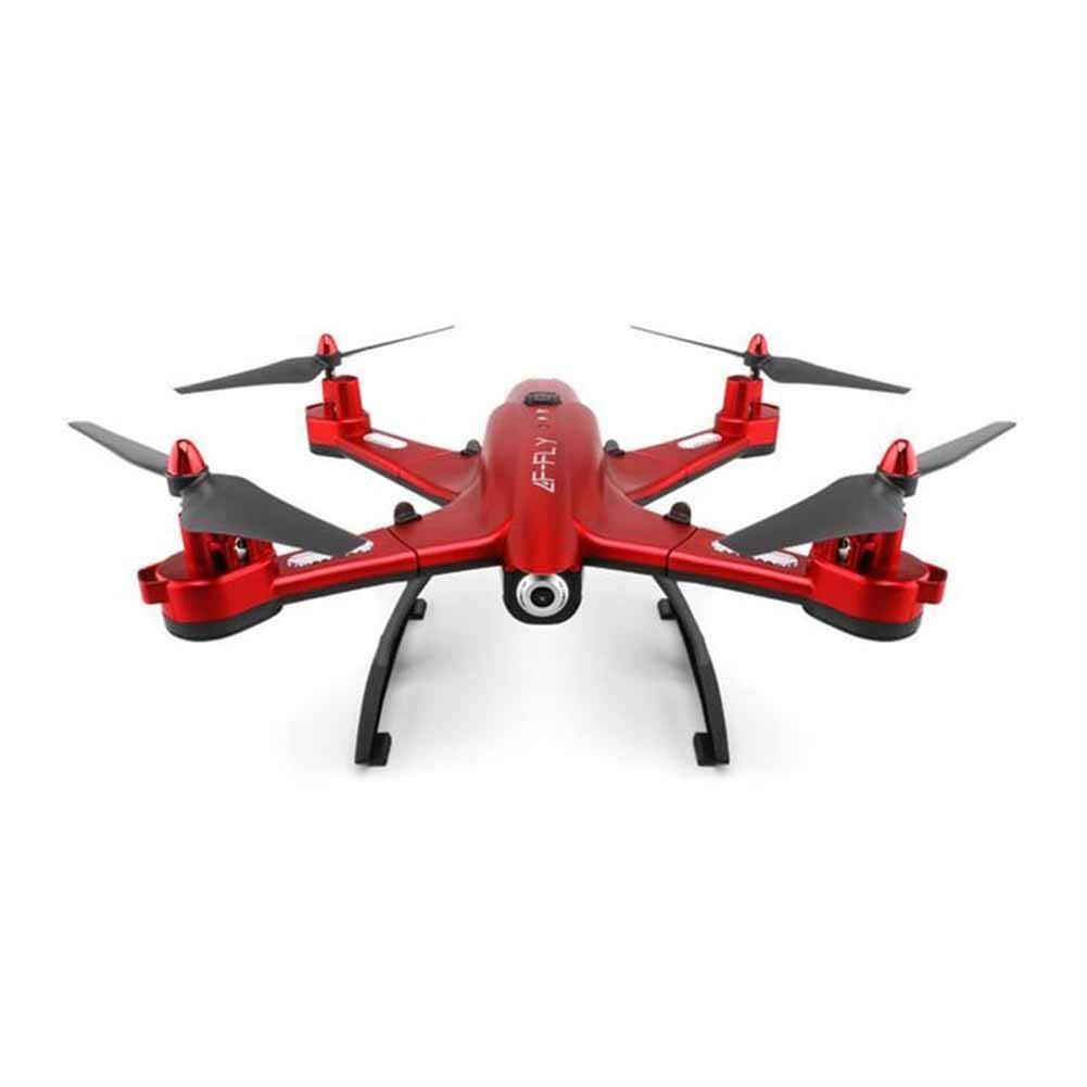 FTOPS FPV RC-Drohne Mit Live-Video-Kamera Mit 120 ° Weitwinkel-WiFi-Quadcopter Mit Höhenstands-Headless-Modus 3D-Flips Mit Modularem Akku