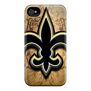 JohnPrimeauMaurice Iphone 6plus Shock Absorption Hard Cell-phone Cases Allow Personal Design Stylish New Orleans Saints Skin [Cbl18109eTDD]