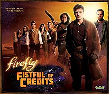 Firefly: Fistful of Credits Board Game by Firefly: Amazon.es ...