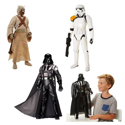 Wave 4 Action Figure Case - Star Wars Classic 20-Inch Wave 4 Action Figure Case