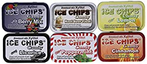 ICE CHIPS Candy Variety Pack