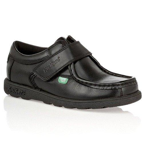 Kickers - Alpargatas para niño Negro Negro: Amazon.es: Zapatos y complementos