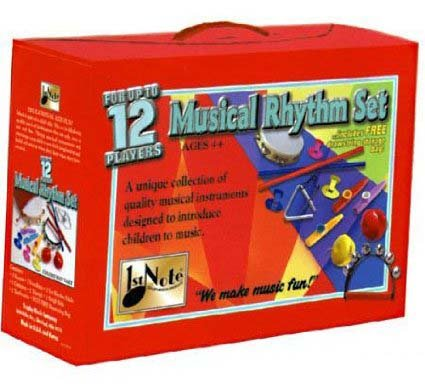 Kids Musical Rhythm Drums Set Toy Gift for Child for Drumming and Music Education