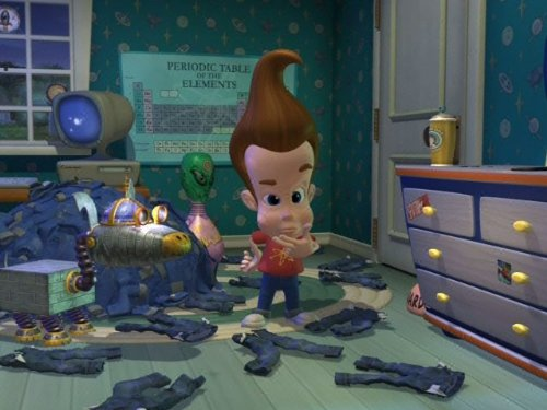 When Pants Attack (The Adventures Of Jimmy Neutron Boy Genius Characters)