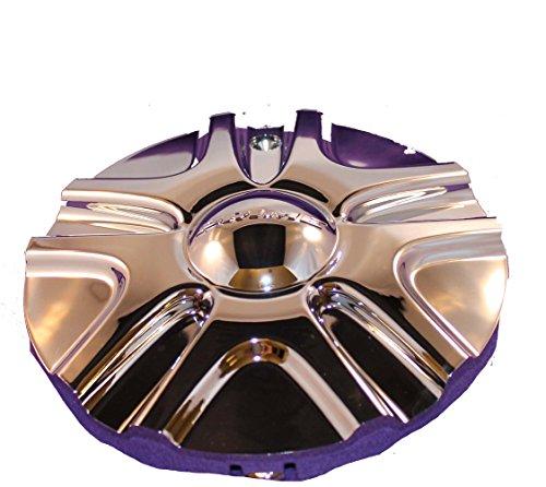 (Prime Wheels C1920-0Chrome Custom Center Cap Chrome (Set of 4))