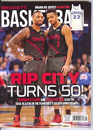 beckett magazine basketball