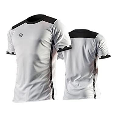 56813b12a5cf0 Pro-Lineup Sports Shirt Fitness Training Football Soccer Workout Gym Boxing  Jersey