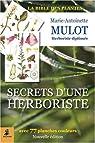 Secrets d'une herboriste par Mulot