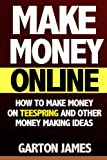 Make Money Online: How to Make Money on Teespring and Other Money Making Ideas (teespring, t shirt design, t shirt maker, custom t shirt, tshirt, how to make money, ways to make money)