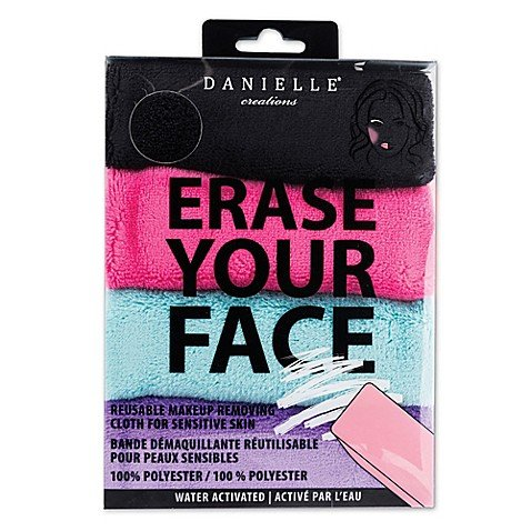 ERASE YOUR FACE ( MAKE UP REMOVAL TOWEL)
