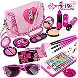 Kids Makeup Kit - Girl Pretend Play Makeup & My