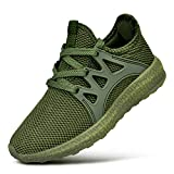 #5: Feetmat Kids Sneakers Mesh Breathable Athletic Running Walking Tennis Shoes Boys Girls