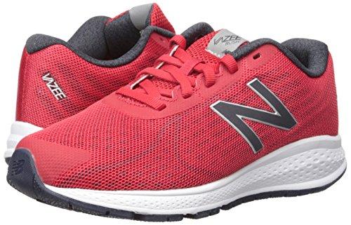 New Balance KJRUSV2 Grade Running Shoe (Big Kid), Red/Red, 6 M US Big Kid
