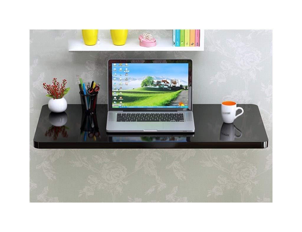 7040cm Table pliante Bureau d'ordinateur mural simple, repas table pliante, table multifonctionnelle, Table pliable (taille   70  40cm)