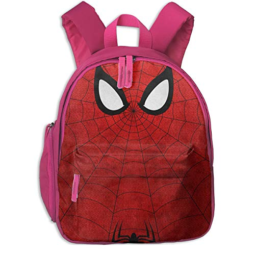 LBZSJB Unisex Kids Oxford Fabric Travel School Backpack Stylish Cool Spiderman Children Bookbag