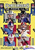 2018 Panini Contenders NFL Football EXCLUSIVE Factory Sealed Retail Box with AUTOGRAPH or MEMORABILIA Card! Look for RCs & Autos of Baker Mayfield, Saquon Barkley, Sam Darnold & Many More! WOWZZER!