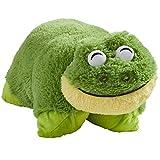 Pillow Pets Signature, Friendly Frog, 18' Stuffed Animal Plush Toy