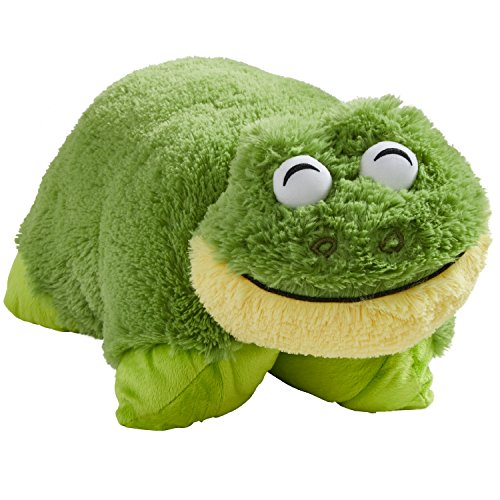 Pillow Pets Signature, Friendly Frog, 18