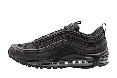 best website d6423 1f2ab Nike Herren Air Max 97 Fitnessschuhe Schwarz Black/White 001, 43 EU