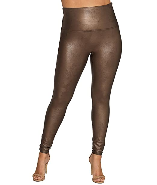 45317caa6b7 Plus Size Ready-to-Wow Faux Leather Leggings  Amazon.ca  Clothing ...