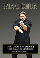 Ring training is a rare and almost forgotten aspect of the Wing Chun Kung Fu System. Very few teachers know how to use this ancient training tool. In this feature-length DVD, Todd Taganashi, 3rd Generation Wing Chun Kung Fu Expert, teaches hi...