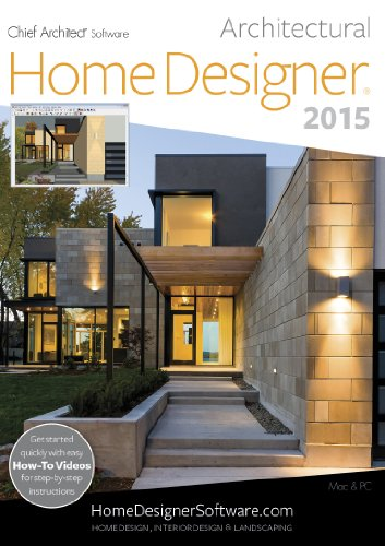 Amazon.Com: Home Designer Architectural 2015 [Download]: Software