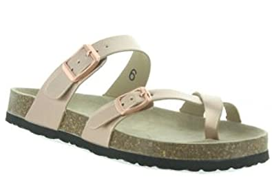 5fa0ab72389c Image Unavailable. Image not available for. Color  OUTWOODS Women s Bork 30  Rose Gold ...