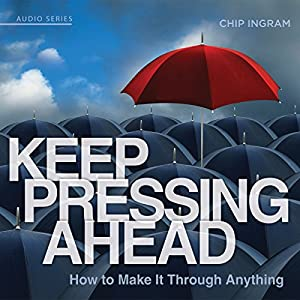 Keep Pressing Ahead Lecture