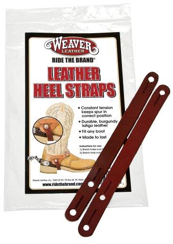 Weaver Leather Heel Straps