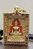 Generic Thai Buddha brand products Zhen Ge Di Buddha worship Buddha necklace long necklace sweater chain