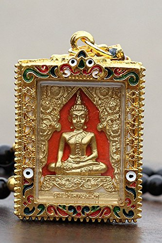 Generic Thai Buddha brand products Zhen Ge Di Buddha worship Buddha necklace long necklace sweater chain by Generic