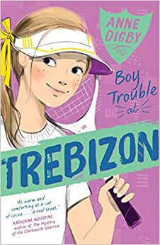 Boy Trouble at Trebizon (The Trebizon Boarding School Series)