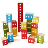 Shumee Wooden Fraction Building Blocks (5 Years+) - Learn Fractions