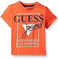 Baby Boys' Short Sleeve Logo T-Shirt