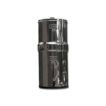 berkey water filter fluoride. Big Berkey Water Filter-2 Black Filters And 2 Pf-2 Fluoride Filter B