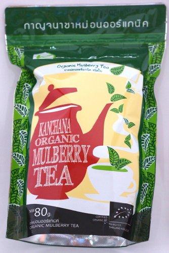 100% Organic Mulberry Tea -Loose Leaf Tea 80 G. (New ()