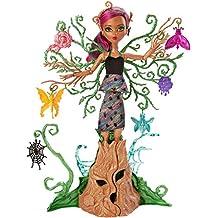 "Monster High Garden Ghouls Treesa Thornwillow Doll, 14.5"""