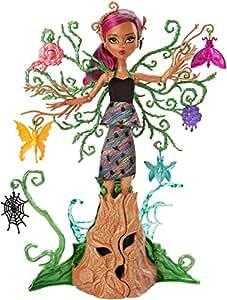 Monster High Ninfas, Treesa Thornwillow Mattel Spain FCV59