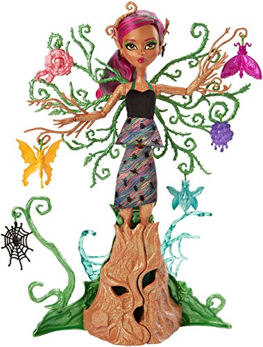 Monster High Garden Ghouls Treesa Thornwillow Doll, - Place Mall Carolina Stores In