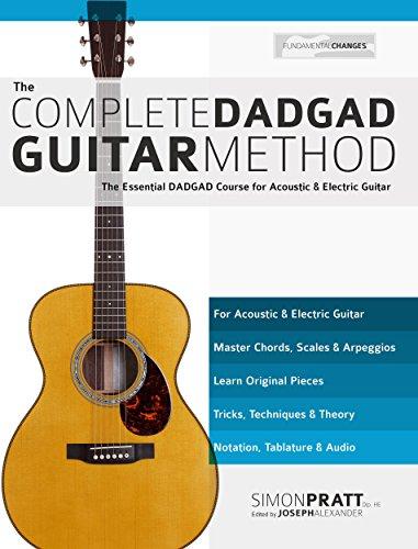 Dadgad Guitar Tuning - 4
