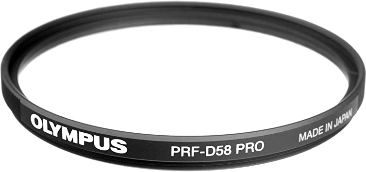 Olympus Prf D58pro Lens Protection Filter For M Zuiko Camera Photo