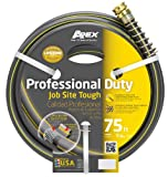 Apex 988VR-75, Professional Duty Water Hose, 3/4-Inch-by-75-Foot Hose