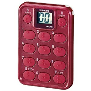 With braille key timer TM-31R