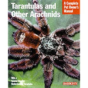 Tarantulas and Other Arachnids (Complete Pet Owner's Manuals) 41