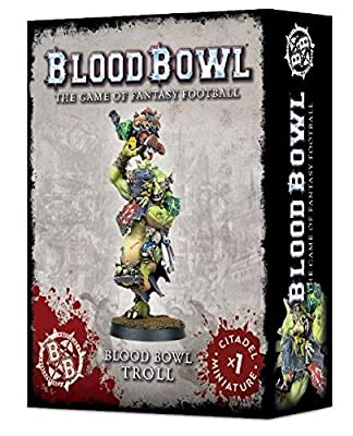 Blood Bowl the Game of Fantasy Football - Troll from Games Workshop