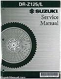 99500-41125-01E 2003-2008 Suzuki DR-Z125 125L Service Manual